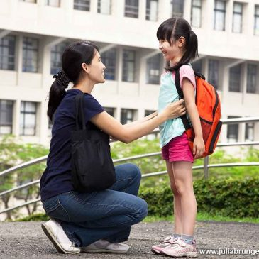 How to Create Successful Parenting Plans for the School Year