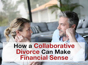 How a Collaborative Divorce Can Make Financial Sense