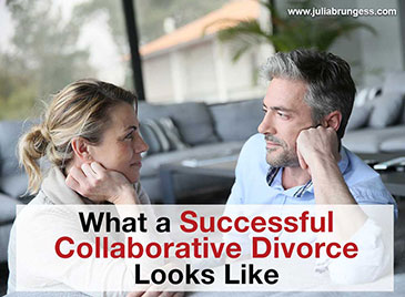 What a Successful Collaborative Divorce Looks Like