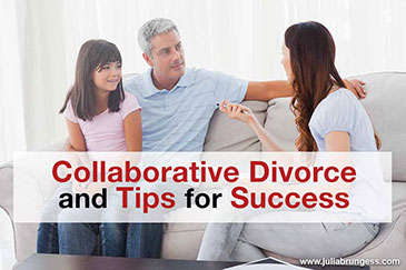 Collaborative Divorce and  Tips For Success