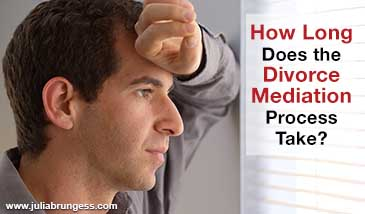 How Long Does the Divorce Mediation Process Take?