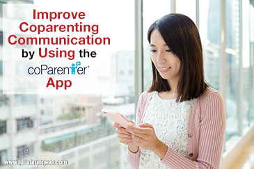 Improve Coparenting Communication by Using the coParenter App