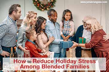 How to Reduce Holiday Stress Among Blended Families