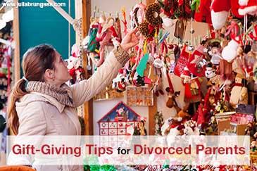 Gift-Giving Tips for Divorced Parents