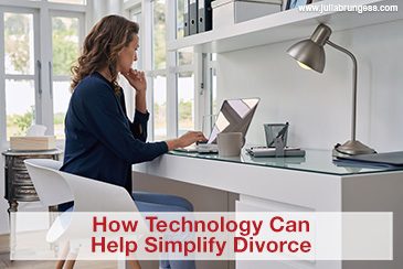 How Technology Can Help Simplify Divorce