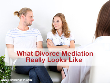 What Divorce Mediation Really Looks Like