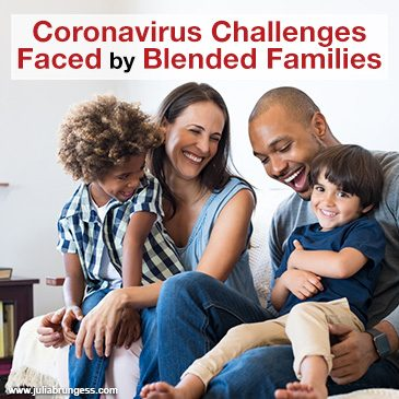 Coronavirus Challenges Faced by Blended Families