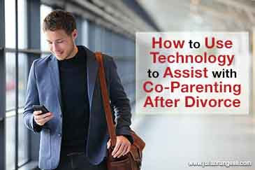 How to Use Technology to Assist With Co-Parenting After Divorce