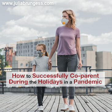 How to Successfully Co-parent During the Holidays in a Pandemic